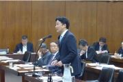 平成26年5月 法務委員会での質疑